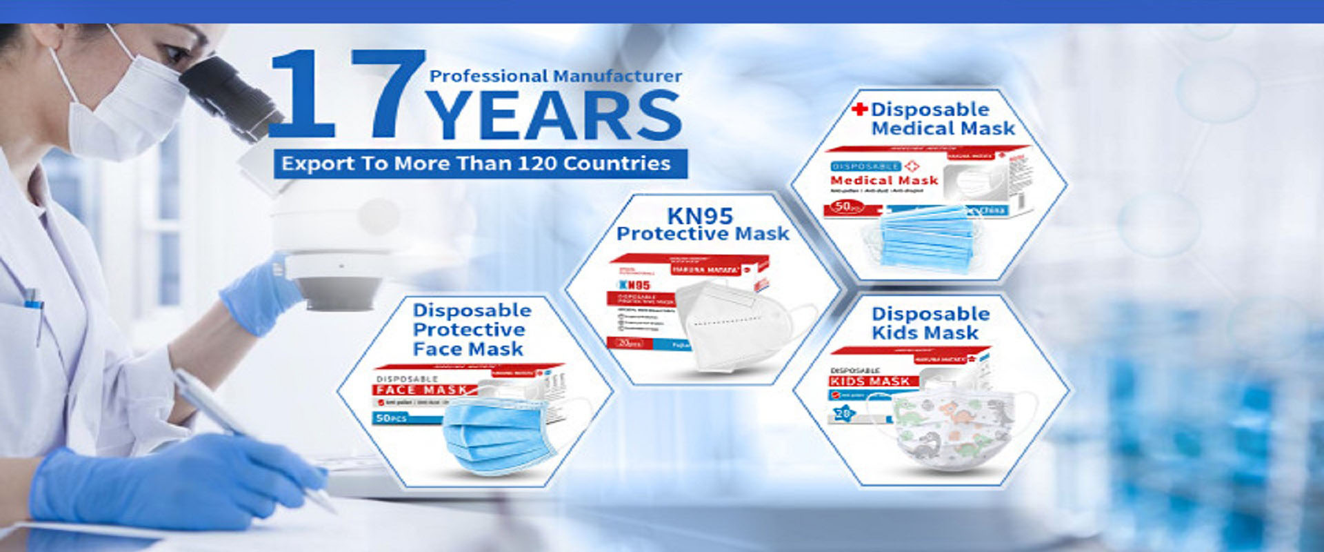 FFP2 Disposable KN95 Protective Mask